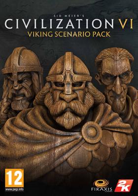 Nexway Civilization VI - Vikings Scenario Pack, PC Video game downloadable content (DLC) Sid Meier's Civilization VI Español
