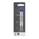 Parker 1950373 Medium Blue 2pc(s) pen refill