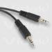 Videk 3.5mm Plug to 3.5mm Plug Stereo 10Mtr audio cable 10 m Black