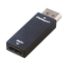 MCL Adapteur DisplatPort / HDMI DisplayPort M HDMI FM Negro