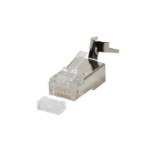 FDL SHIELDED CAT.6A / CAT.7 CONNECTOR WITH CLAMP - 26-23AWG