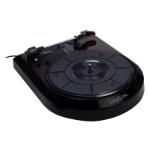 LogiLink UA0196 Belt-drive audio turntable Black audio turntable