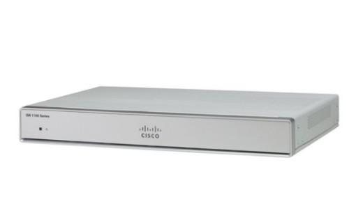 Cisco C1111-4PLTEEA wired router Gigabit Ethernet Silver