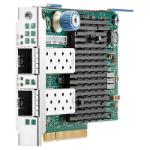Hewlett Packard Enterprise 10Gb 2x 560FLR-SFP+ Internal Fiber 10000Mbit/s networking card