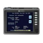 "Zebra VC70N0 10.4"" 1024 x 768pixels Touchscreen 4300g Black handheld mobile computer"