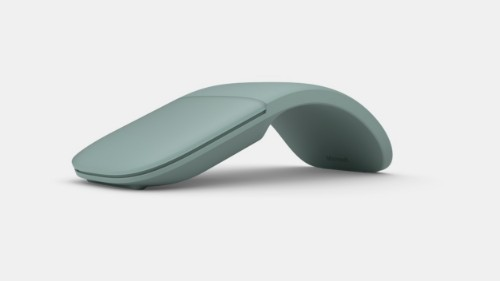 Microsoft Surface Arc mouse Bluetooth BlueTrack 1000 DPI Ambidextrous