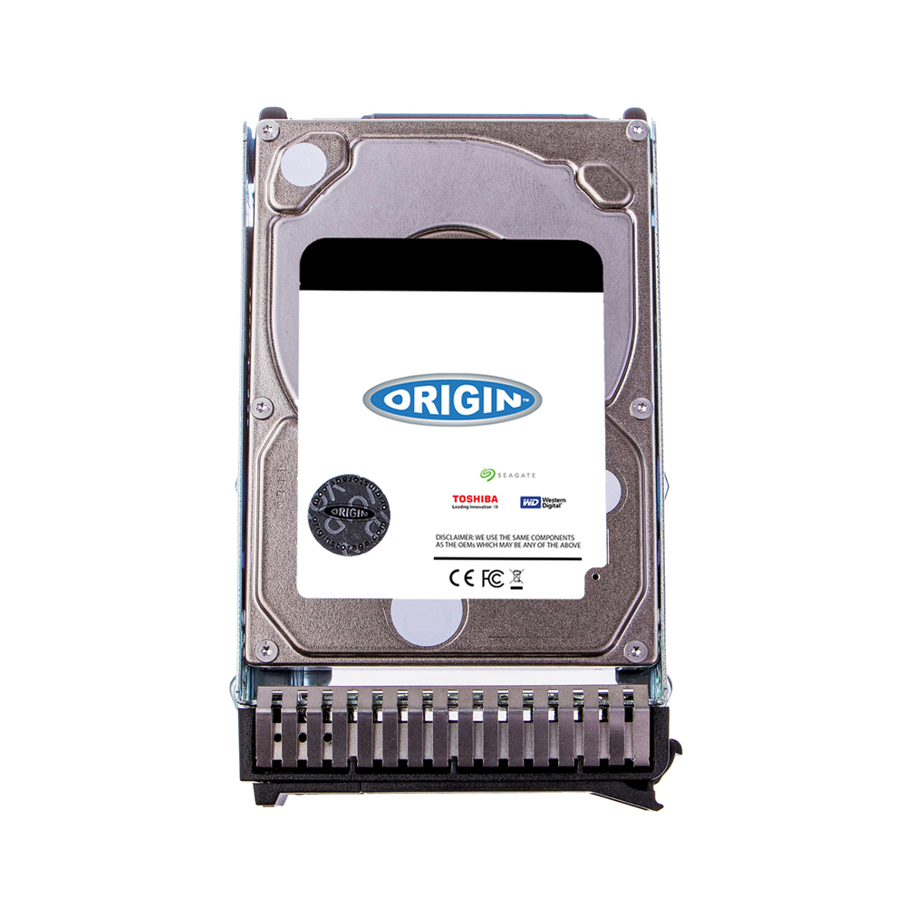 Origin Storage 600GB 10k 2.5in SAS IBM X3850 Hot Swap HDD Incl Caddy