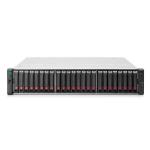Hewlett Packard Enterprise MSA 2042 SAN Dual Controller SFF Storage disk array 0.8 TB Rack (2U)