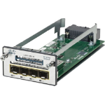 Catalyst 3K-X 1G Network Module REMANUFACTURED