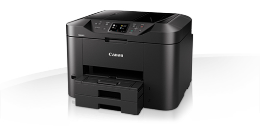 Canon A4 Inkjet Printer	, 24.0ipm Mono, 15.5 ipm Colour, 600 x 1200 dpi, 1 Year RTB Warranty