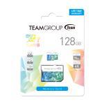 Team Group Colour Card II Micro SDHC UHS-1 U3 128G 90/45 R/W