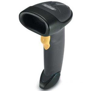 Zebra LS2208 Bar Code Scanner, 7 ft Black 1D Laser Negro