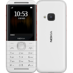"Nokia 5310 6.1 cm (2.4"") 88.2 g Red,White Entry-level phone"