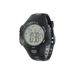 Soleus Contender Water Resistant Running/Training Fitness Watch Black/Grey