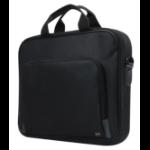 "Mobilis TheOne notebook case 35.6 cm (14"") Briefcase Black"