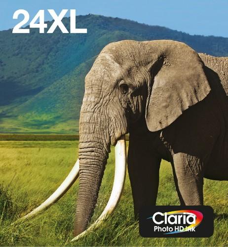 Epson C13T24384510 (24XL) Ink cartridge multi pack, 740 pages, 500pg + 5x740 pg, 1x10ml + 3x9ml + 2x10ml, Pack qty 6