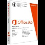 Microsoft Office 365 Personal 1 licentie(s) 1 jaar Frans