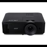 Acer Essential X118AH beamer/projector 3600 ANSI lumens DLP SVGA (800x600) Ceiling-mounted projector Zwart