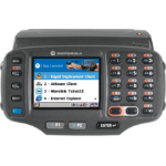 "Zebra WT41N0 handheld mobile computer 7.11 cm (2.8"") 320 x 240 pixels 369.8 g Black"