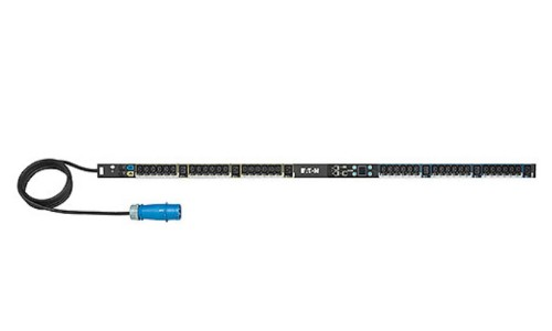 Eaton EMIB08 power distribution unit (PDU) 0U Black 42 AC outlet(s)