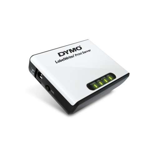 DYMO LabelWriter print server Ethernet LAN