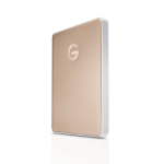 G-Technology G-DRIVE Mobile USB-C Externe Festplatte 2000 GB Gold