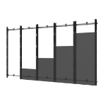 "Peerless SEAMLESS Kitted 68,6 cm (27"") Negro"