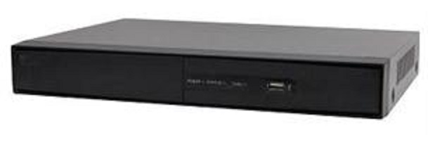 Hikvision Digital Technology DS-7204HQHI-F1/N digital video recorder (DVR) Black