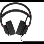 HP Omen X Headset Head-band Black,Red