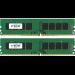 Crucial 8GB Kit (4GBx2) 8GB DDR4 2133MHz memory module