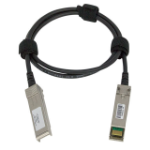 ProLabs CBL-10GSFP-DAC-1M-C InfiniBand cable SFP+ Black, Silver
