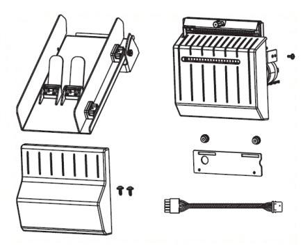 Zebra P1083320-118 pieza de repuesto de equipo de impresión Cortador 1 pieza(s)