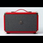 GPO Retro Westwood 25W Red loudspeaker