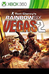 Microsoft TC's RainbowSix Vegas 2, Xbox 360 Basic