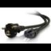 Cisco CAB-CEE77-C15-EU= 2.5m CEE7/7 C15 coupler Black power cable