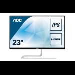 "AOC Style-line I2381FH computer monitor 58.4 cm (23"") Full HD LED Flat Black"