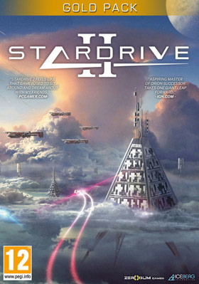 Nexway StarDrive 2 - Gold Pack vídeo juego PC/Mac/Linux Oro Español