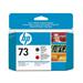 HP CD949A (73) Printhead black matt, 130ml