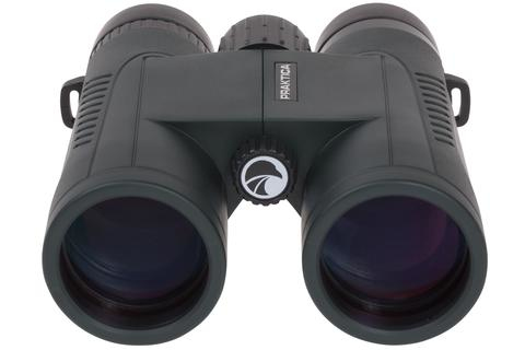 Praktica odyssey waterproof binoculars roof green binocular