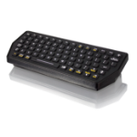 Datalogic 94ACC1374 mobile device keyboard ABC English Black USB