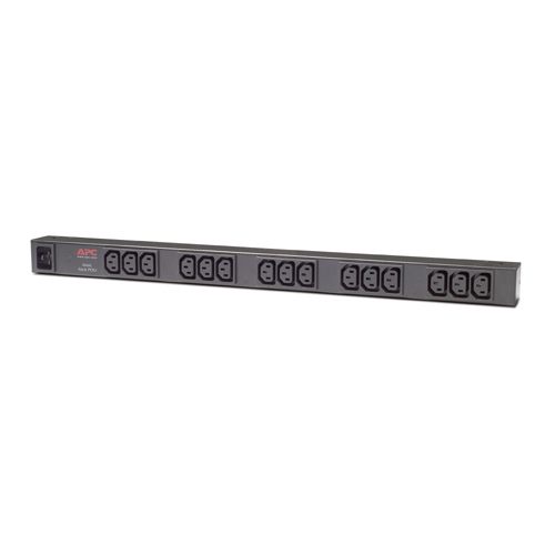 APC Basic Rack PDU AP9572 power distribution unit (PDU) Black