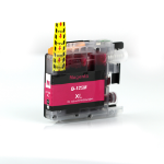 Compatible Brother LC125XL Magenta Cartridge