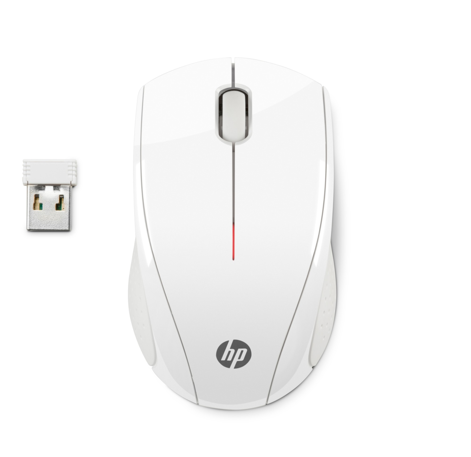 Wireless Mouse X3000 White