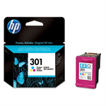 HP CH562EE (301) Printhead color, 165 pages, 3ml