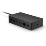Microsoft Surface Dock 2 estación dock para móvil Tableta Negro