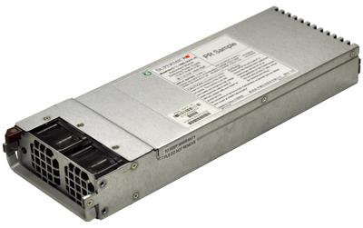 Supermicro PWS-1K43F-1R power supply unit 1200 W 1U grey