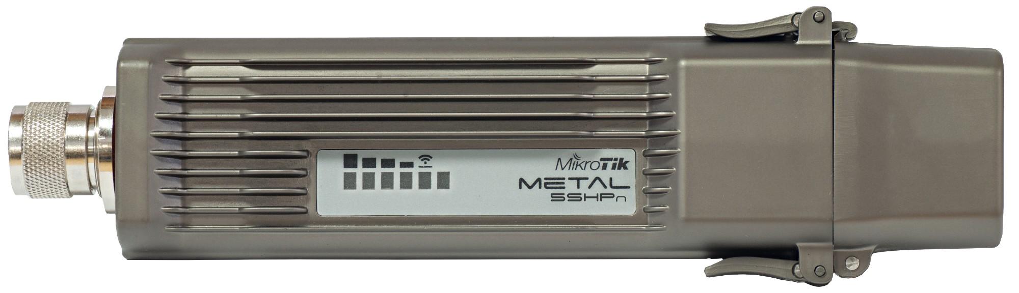 Mikrotik Metal 5SHPn Power over Ethernet (PoE) Grey WLAN access point
