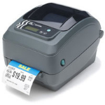 Zebra GX420t Thermal transfer 203DPI label printer