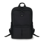 "Dicota SCALE 39.6 cm (15.6"") Backpack case Black"