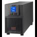 APC SRV3KIL sistema de alimentación ininterrumpida (UPS) Doble conversión (en línea) 3000 VA 2400 W 7 salidas AC